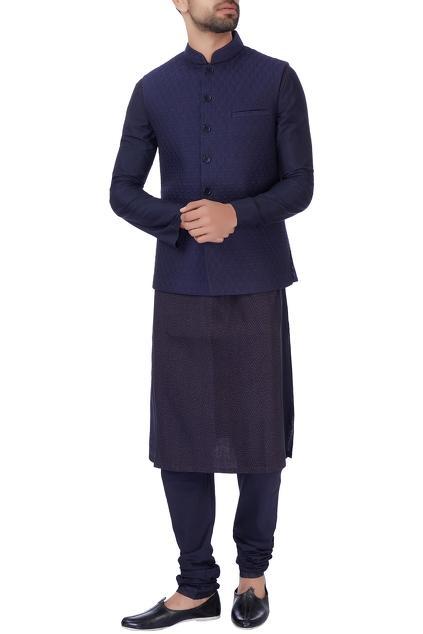 Latest Collection of Nehru Jackets by Rajesh Pratap Singh