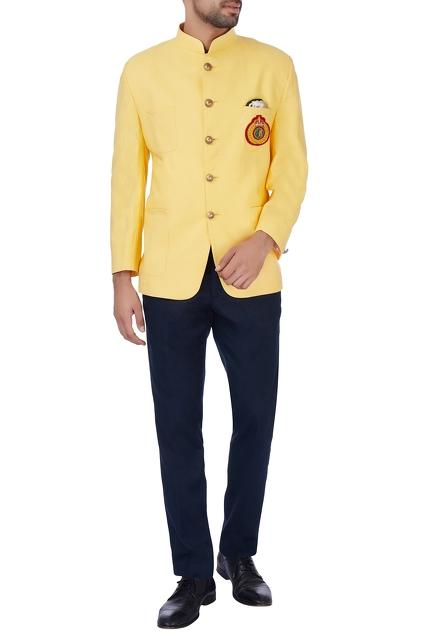 Latest Collection of Nehru Jackets by Manoviraj khosla