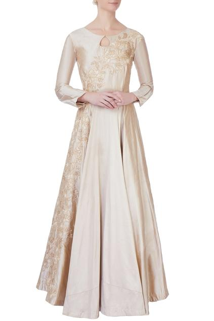 Latest Collection of Gowns by Komal Sood