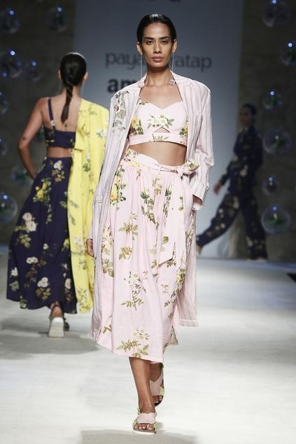 Latest Collection of Skirts by Payal Pratap
