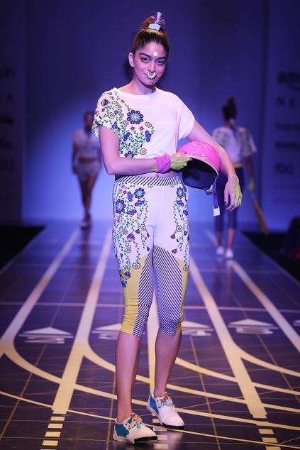 Latest Collection of Pants by Nida Mahmood