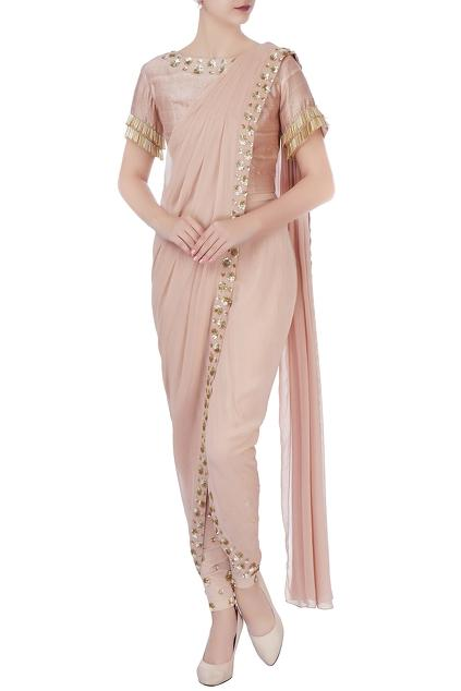 Latest Collection of Saris by Chhavvi Aggarwal