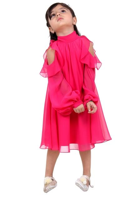 Latest Collection of Girls by Gauri & Nainika for Kidology
