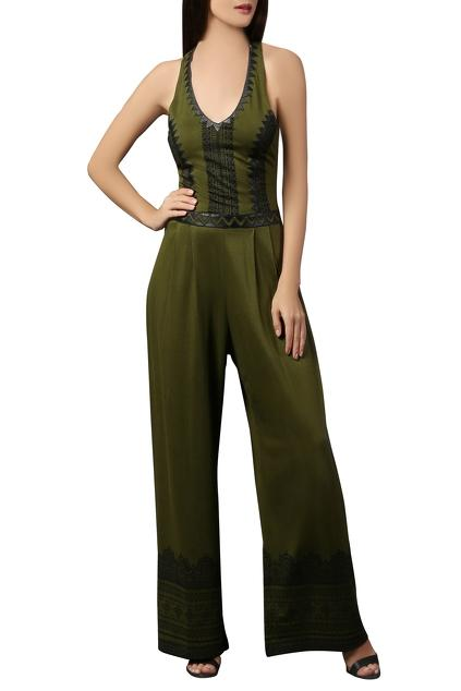 Latest Collection of Jumpsuits by Malini Ramani