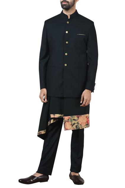Latest Collection of Bandhgalas by Qbik - Men