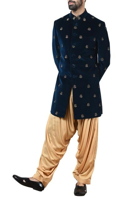 Latest Collection of Sherwanis by Qbik by Gurinder Singh - Men