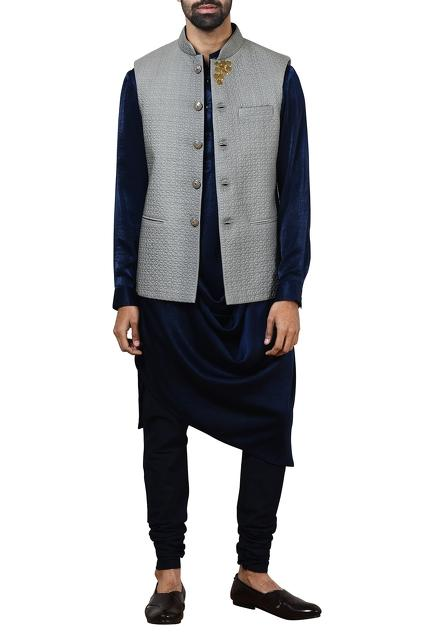 Latest Collection of Nehru Jackets by Qbik by Gurinder Singh