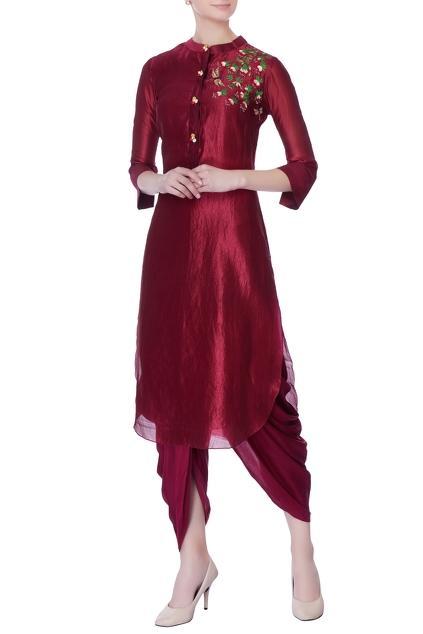Latest Collection of Tunics & Kurtis by Desert Shine by Sulochana Jangir