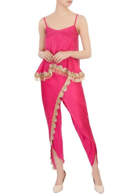Latest Collection of Pant Sets by Akanksha Gajria