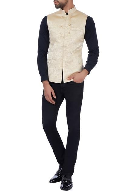 Latest Collection of Nehru Jackets by Paresh Lamba