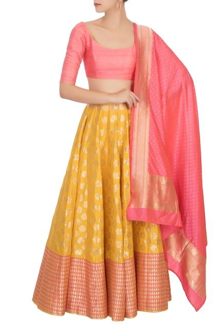 Latest Collection of Lehengas by Bageecha