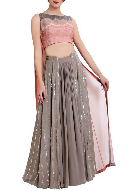 Latest Collection of Skirt Sets by Vedangi Agarwal