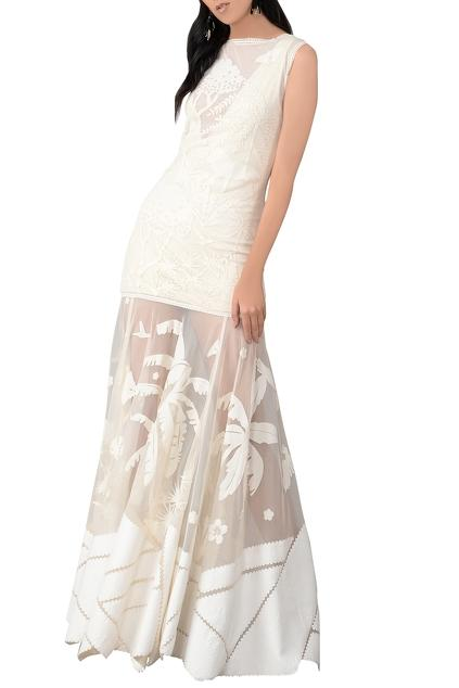 Latest Collection of Gowns by Sahil Kochhar