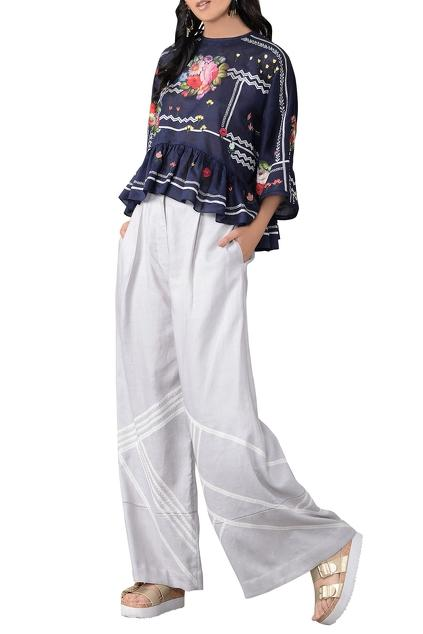 Latest Collection of Pant Sets by Sahil Kochhar