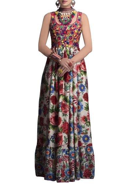 Latest Collection of Gowns by Payal Jain