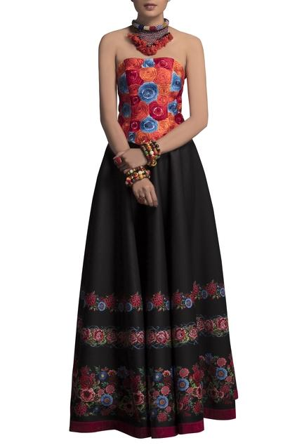 Latest Collection of Skirt Sets by Payal Jain
