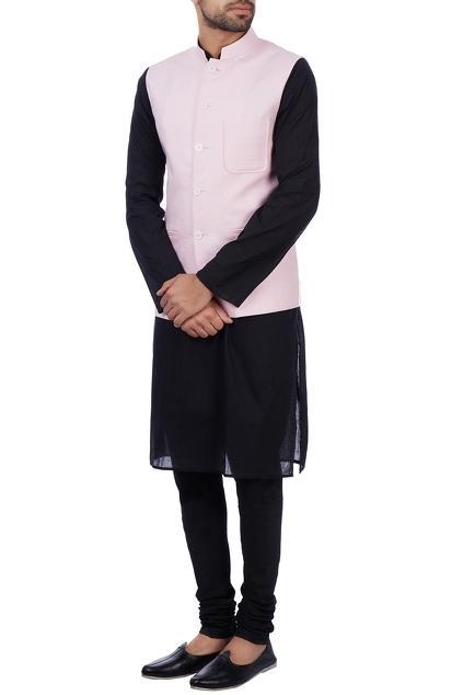 Latest Collection of Nehru Jackets by Sadan Pande - Men