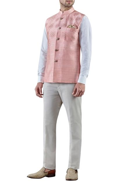 Latest Collection of Nehru Jackets by SS HOMME