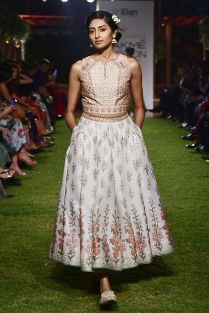 Latest Collection of Skirt Sets by Anita Dongre