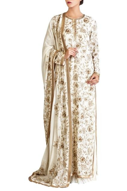 Latest Collection of Kaftans by Nakul Sen