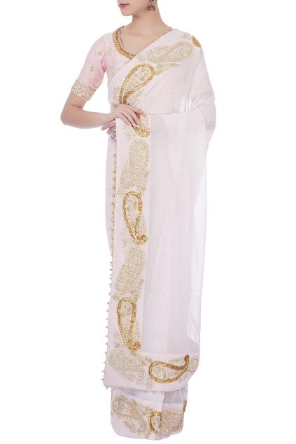 Latest Collection of Saris by RANA'S by Kshitija