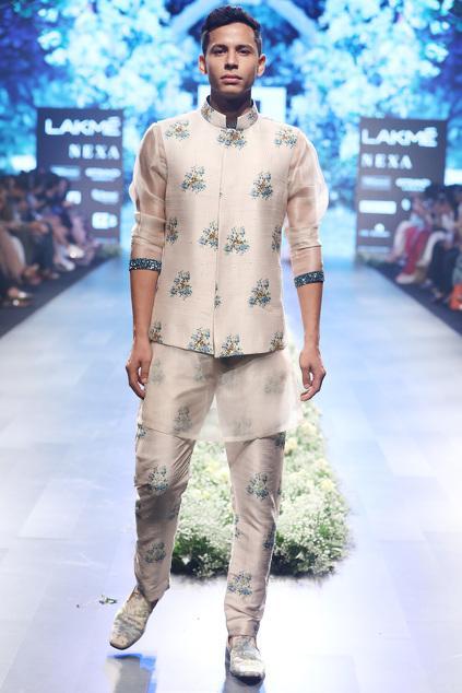 Latest Collection of Nehru Jackets by SVA - Sonam and Paras Modi - Men