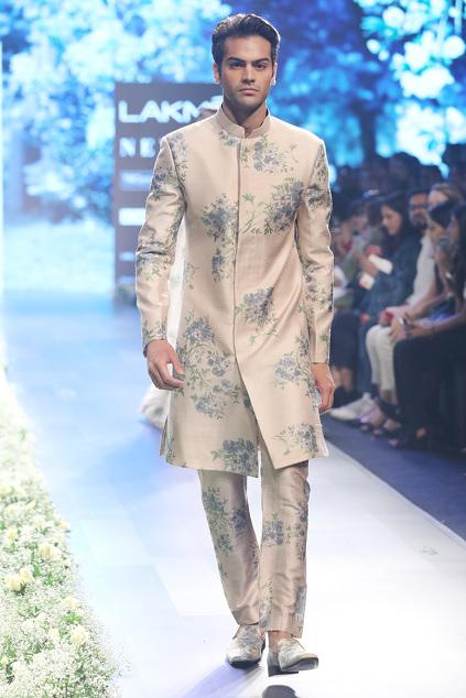 Latest Collection of Sherwanis by SVA - Sonam and Paras Modi - Men