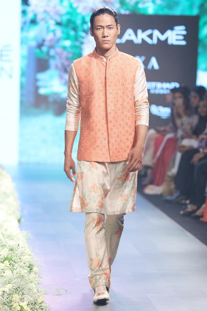 Latest Collection of Nehru Jackets by SVA - Sonam and Paras Modi - Men
