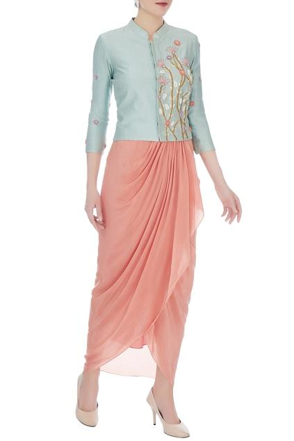Latest Collection of Skirt Sets by NAUTANKY