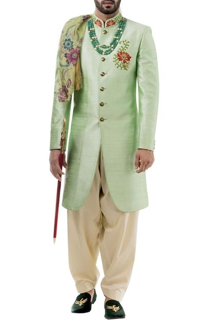 Latest Collection of Sherwanis by Abhipri
