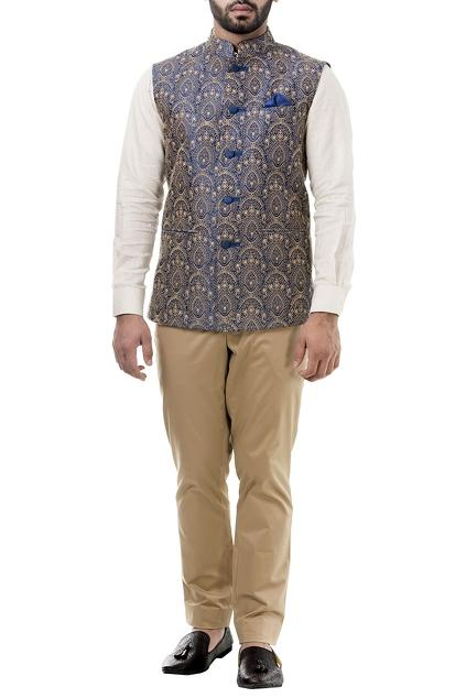 Latest Collection of Nehru Jackets by Abhipri