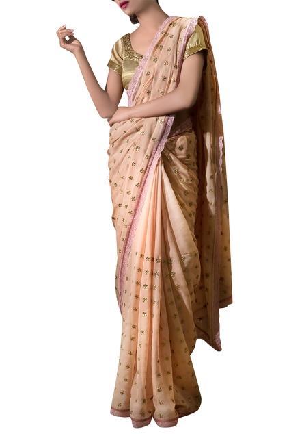 Latest Collection of Saris by Priyanka Rajiv Design Studio