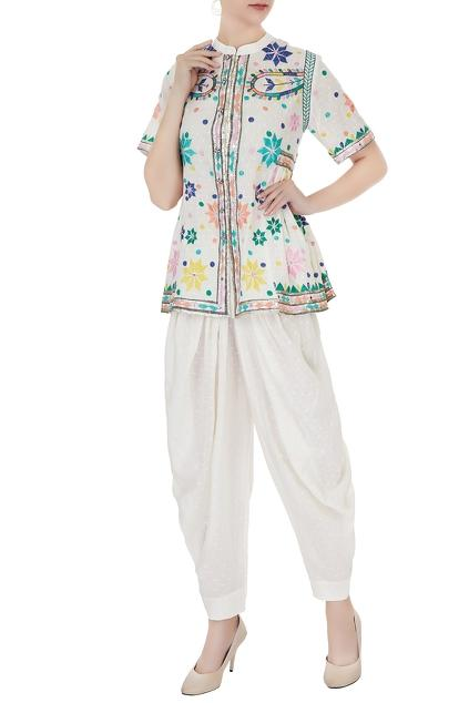Latest Collection of Pant Sets by Kisneel by Pam