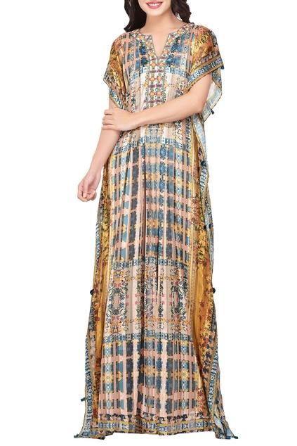Latest Collection of Kaftans by Bhanuni By Jyoti