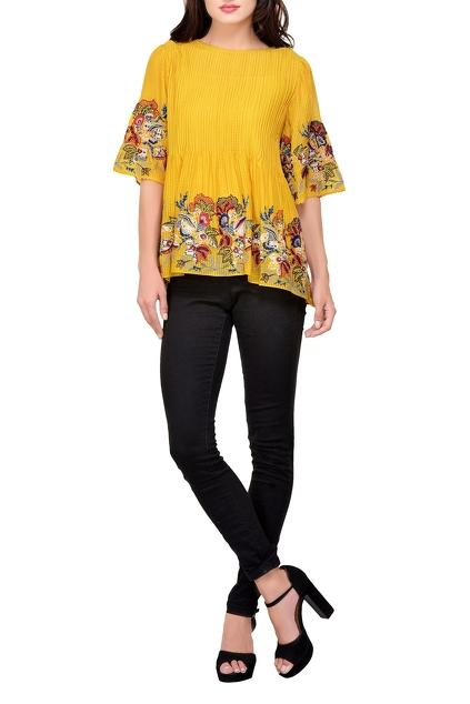 Latest Collection of Tops by Bhanuni By Jyoti