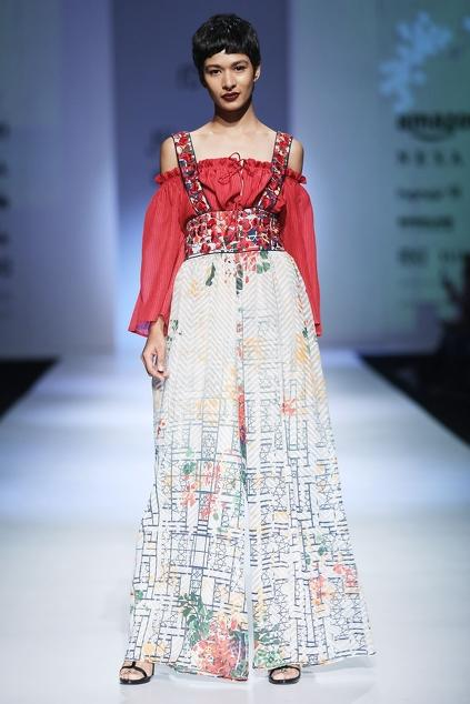 Latest Collection of Skirt Sets by Bhanuni By Jyoti