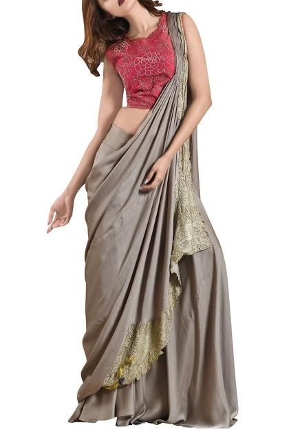 Latest Collection of Saris by Rishi and Soujit