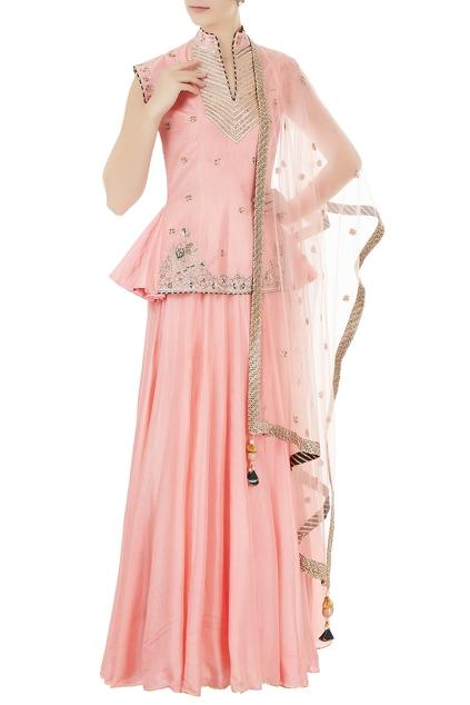 Latest Collection of Lehengas by Priyanka Singh