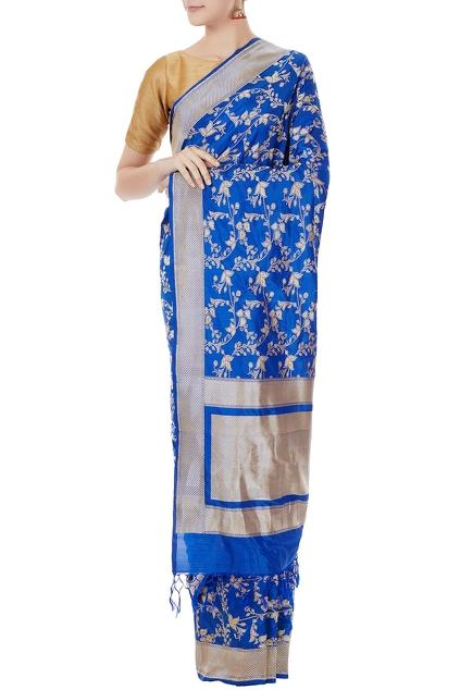 Latest Collection of Saris by OHFAB
