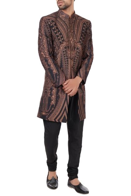 Latest Collection of Sherwanis by MEHRAAB - Men