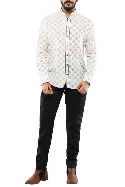 Latest Collection of Shirts by Rohit Kamra