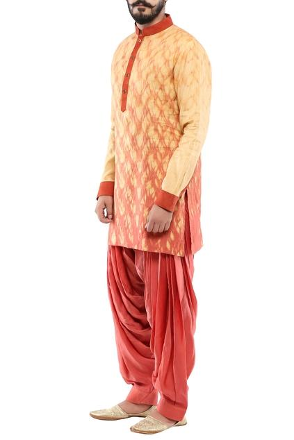 Latest Collection of Kurtas by Rohit Kamra