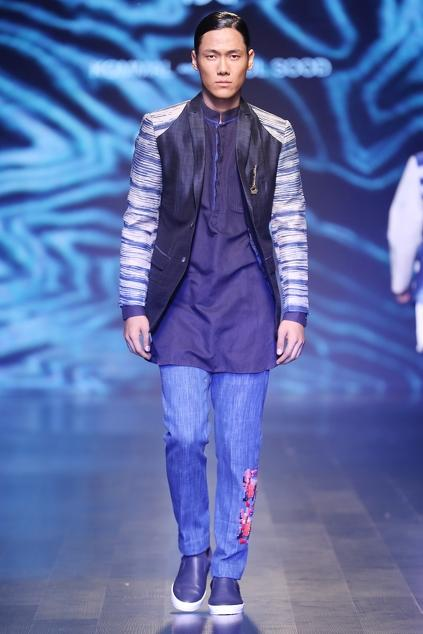 Latest Collection of Shirts by Komal Sood - Men