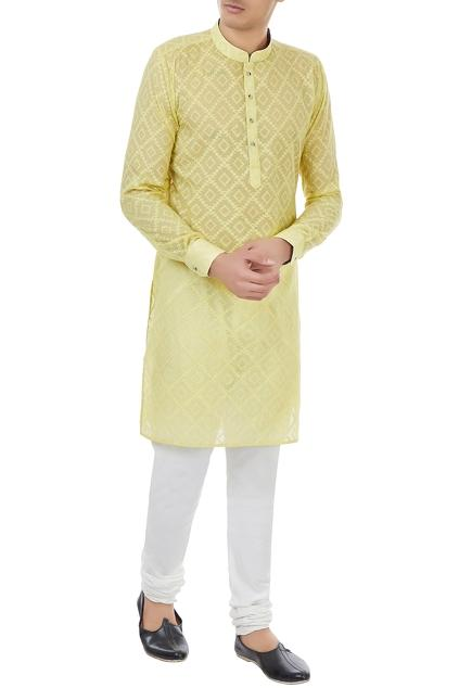 Latest Collection of Kurtas by Chatenya Mittal