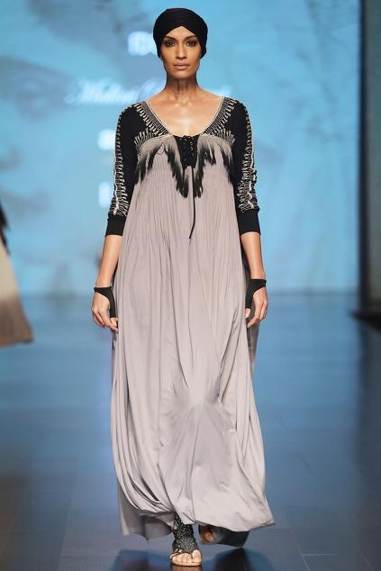 Latest Collection of Kaftans by Malini Ramani