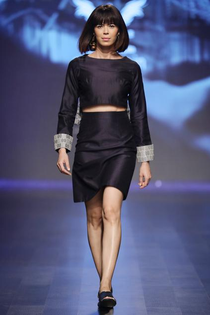 Latest Collection of Skirt Sets by Autre by Gautam Gupta