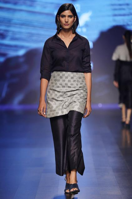 Latest Collection of Pant Sets by Autre by Gautam Gupta