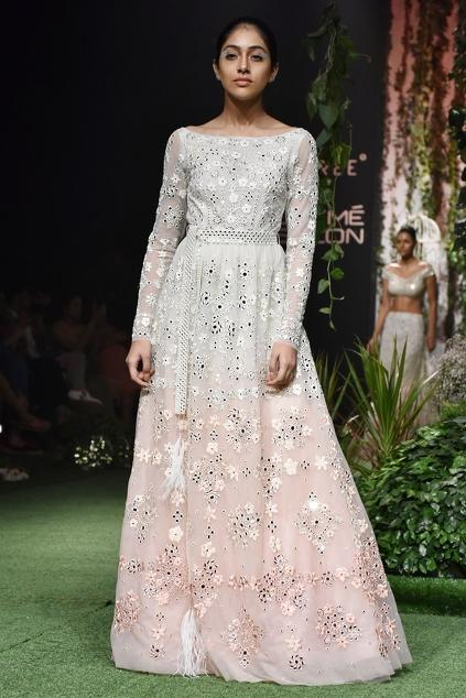 Latest Collection of Gowns by Shriya Som