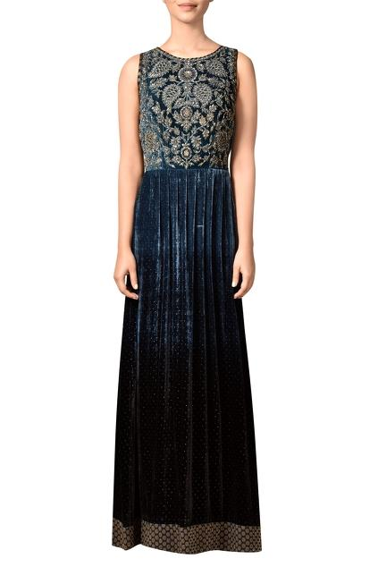 Latest Collection of Gowns by Ri-Ritu Kumar