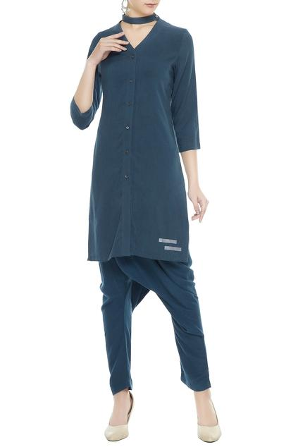 Latest Collection of Tunics & Kurtis by Fahd Khatri